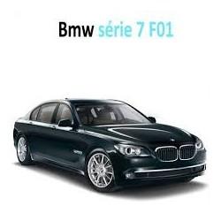 Grille Centrale pour Pare-Chocs avant OE: 51117183870 BMW Série 7 (F01) à partir de 2008