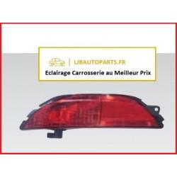 Feu antibrouillard Arrière gauche Fiat Grande Punto 2005 à 2012 51718012