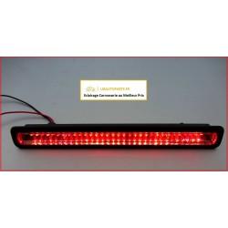 Troisième feu stop rouge LED Nissan Pick up Navara D22 1997 à 2005