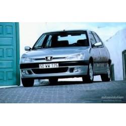 2 Butée en Caoutchouc pour Couvercle Moteur PEUGEOT 306 de 1997 à 1998