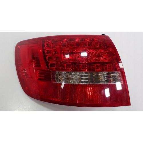 Feu arrière extérieur LED gauche AUDI A6 break de 2008 à 2011
