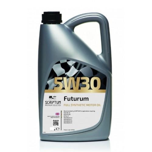 Scriptum Futurum 5W30 Huile synthétique Ford DuraTec DuraTorq et ZETEC