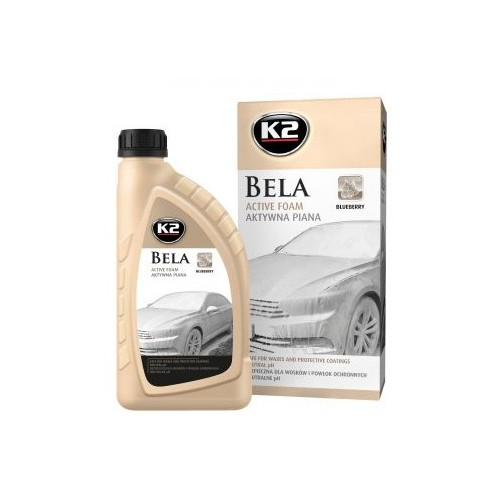 K2 BELA 1L MYRTILLE Mousse active parfumée au pH neutre
