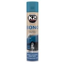 K2 BONO 300 ML Renouvelle, brille et protège les plastiques