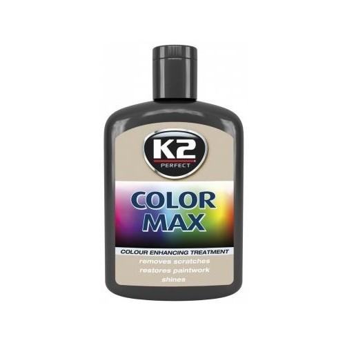 K2 cire brillante MAX 200 ML Couleur noir