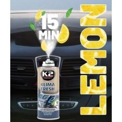 K2 KLIMA CITRON FRAIS 150 ML Nettoyeur de climatisation