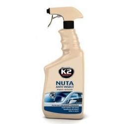 K2 NUTA ANTI-INSECTE 770ml Spray d'enlèvement d'insectes
