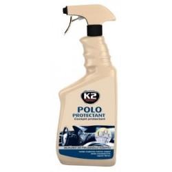 K2 POLO SURFACES MATES ET SEMI-MATT Spray de tableau de bord
