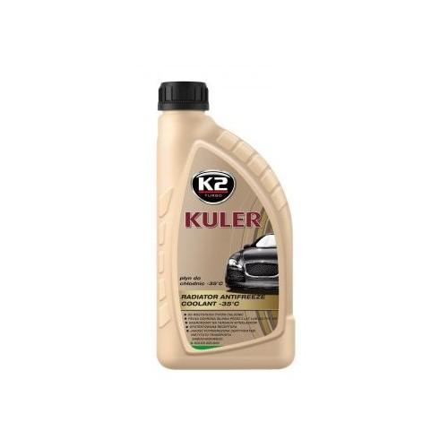 K2 KULER LONGUE DURÉE DE VIE -35°C VERT 1L