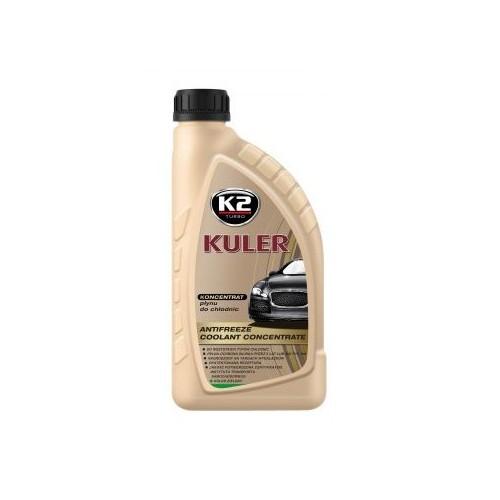 K2 KULER liquide de refroidissement concentré vert 1L