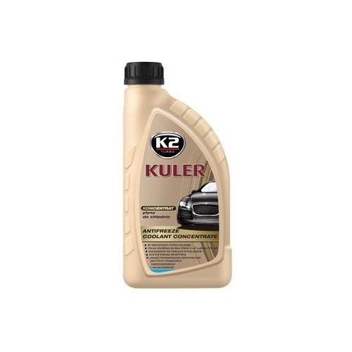 K2 KULER Concentré Liquide de refroidissement bleu