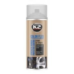 K2 Color Flex bombe peinture-film jantes couleur transparent 400ml