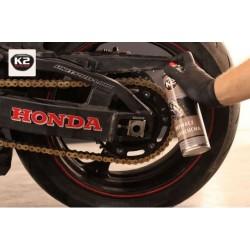 K2 500 ML Nettoyeur de chaîne de moto