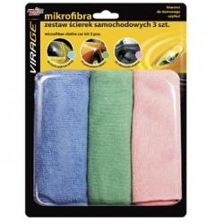 Ensemble de tissu de microfibre