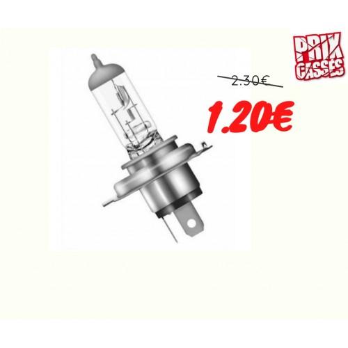 Ampoule H4 SRL 99ZS006L / P43T / 60- 55W / 12V