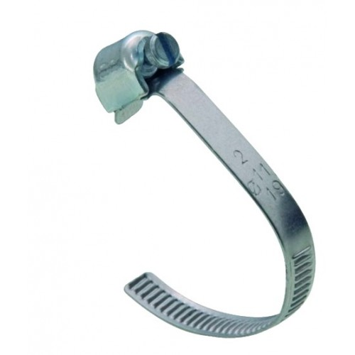 Mikalor Collier de serrage vis sans fin ouvert W2 Taille 11 / 19 mm